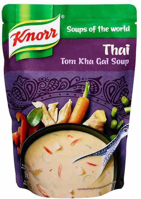 Bilde av Knorr thai tom kha gai suppe 380 ml.