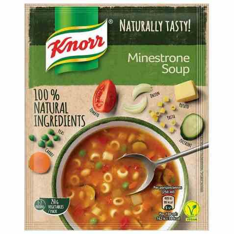 Bilde av Knorr minestrone suppe 57 gr.