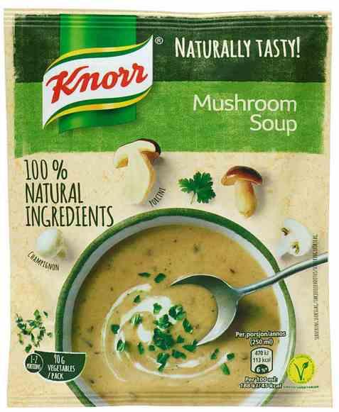 Bilde av Knorr soppsuppe 57 gr.