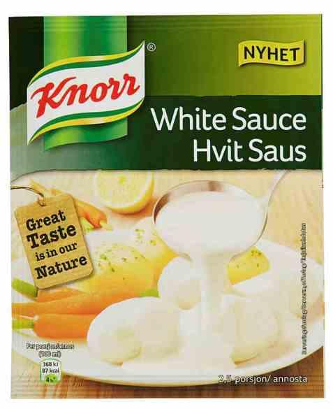 Bilde av Knorr hvit saus 22 gr.