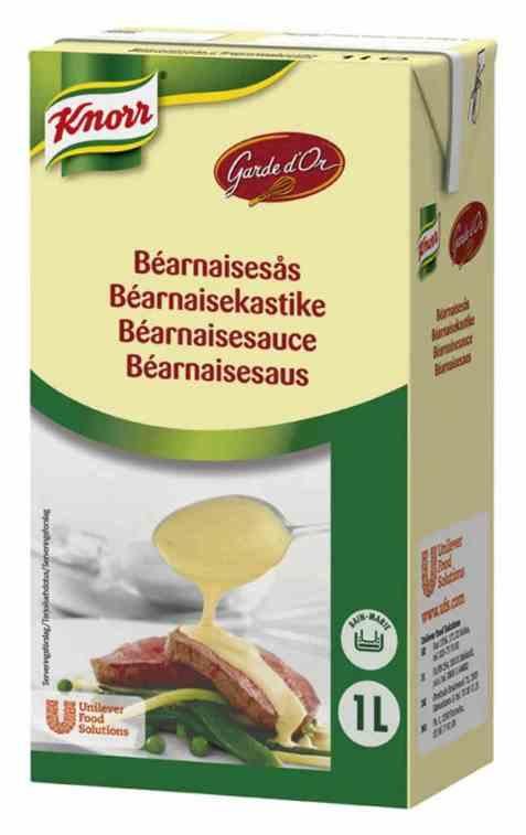 Bilde av Knorr bearnaisesaus ferdig 1 liter.