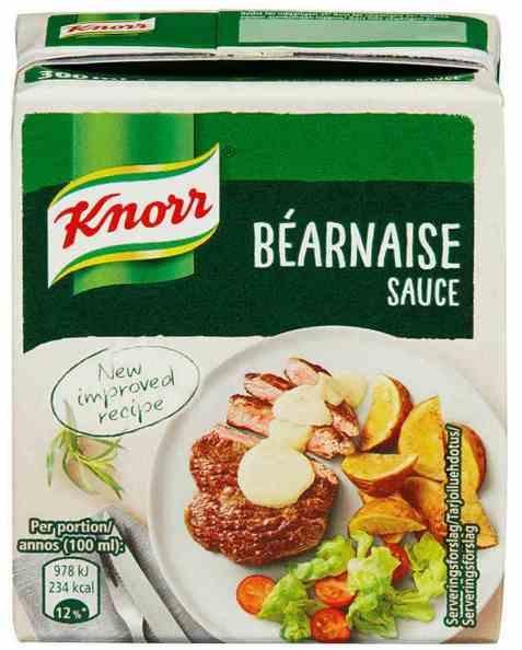 Bilde av Knorr bearnaisesaus ferdig 300 ml.