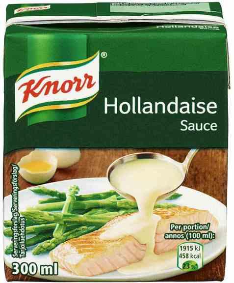 Bilde av Knorr Hollandaisesaus 300 ml.