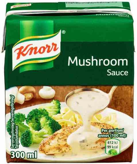 Bilde av Knorr champignon saus 300 ml.