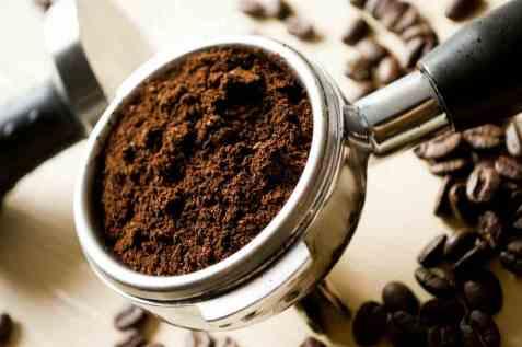 Bilde av Kaffe pulver.