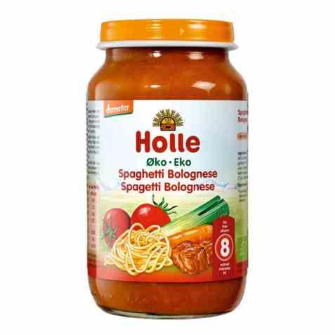 Bilde av Holle spaghetti bolognese 8 mnd.