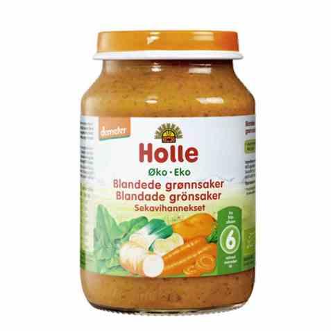 Bilde av Holle blandede grønnsaker fra 6 måneder.