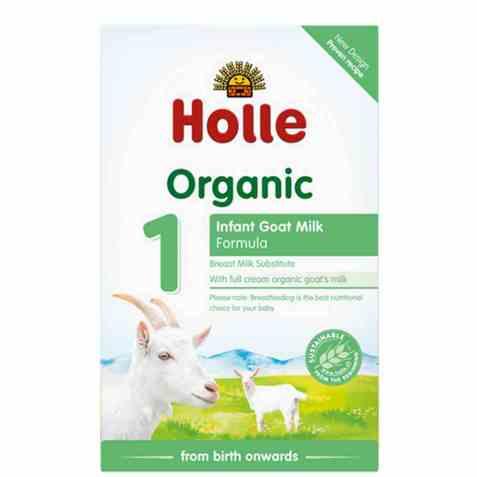 Bilde av Holle morsmelkerstatning geitemelk nr 1 400 gr.