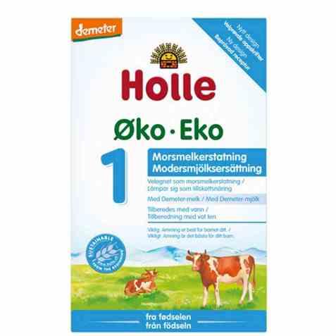 Bilde av Holle morsmelkerstatning nr 1 400 gr.