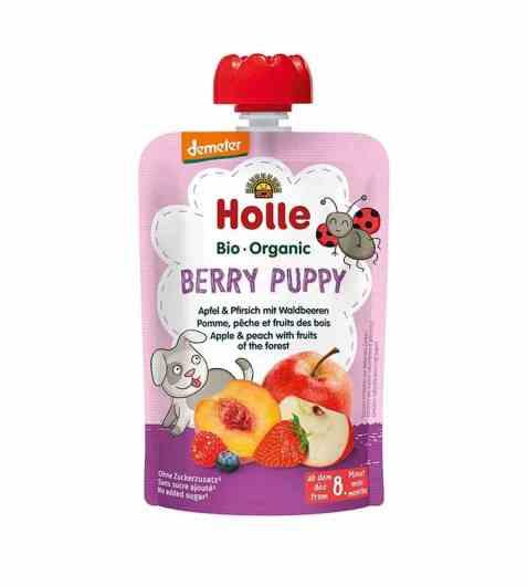 Bilde av Holle Smoothie berry puppy.
