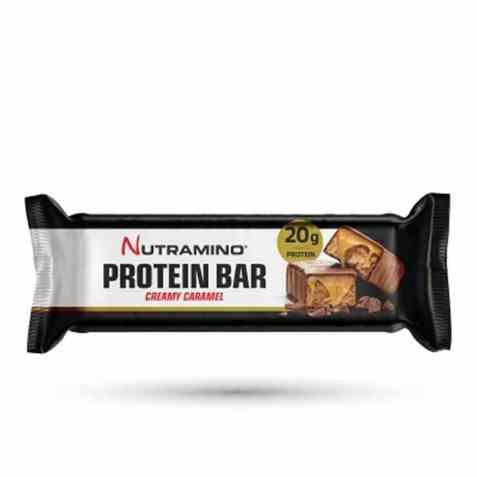 Bilde av Nutramino Proteinbar Creamy Caramel.