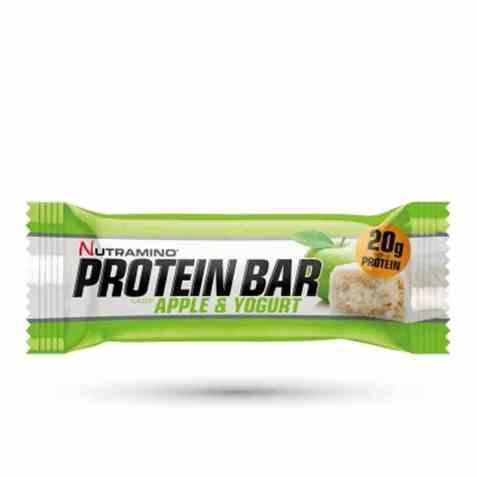 Bilde av Nutramino Proteinbar Soft Apple & Yoghurt 60g.