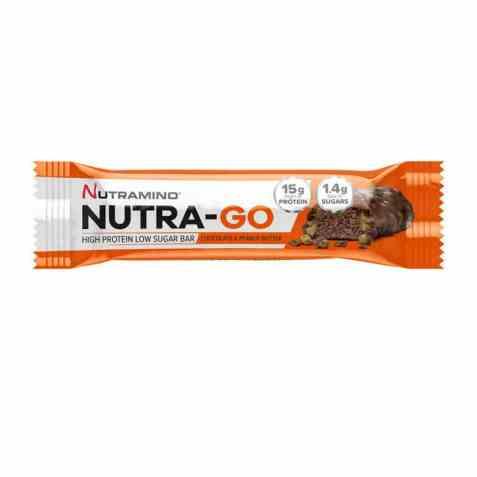 Bilde av Nutramino nutra go peanutbutter.