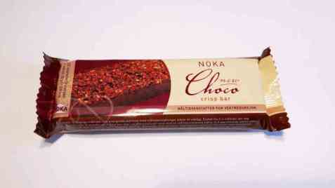 Bilde av Noka Choco Crisp Bar.