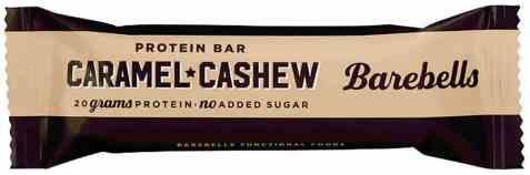 Bilde av Barebells proteinbar caramel and cashew.