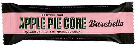 Bilde av Barebells proteinbar apple pie core.