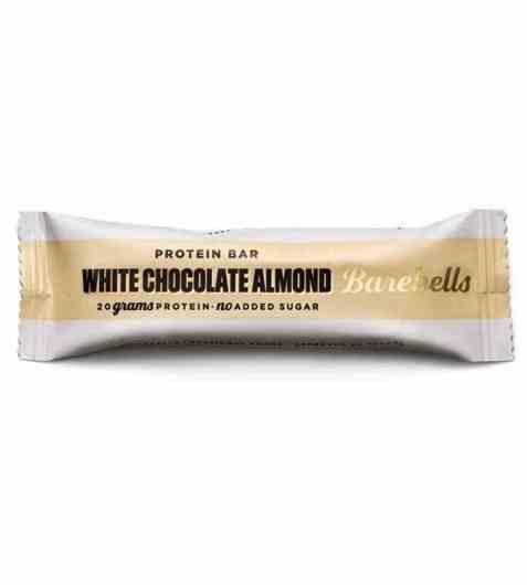 Bilde av Barebells Proteinbar White Chocolate Almond.