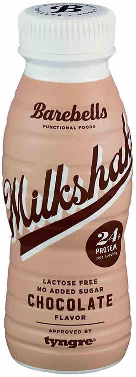 Bilde av Barebells milkshake choco.