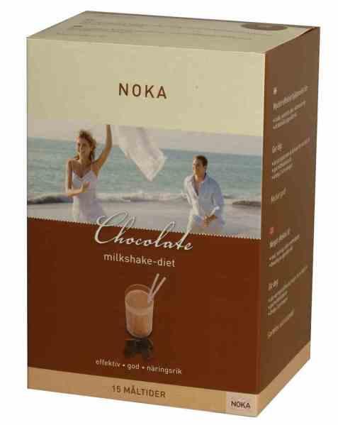 Bilde av Noka milkshake chocolate.