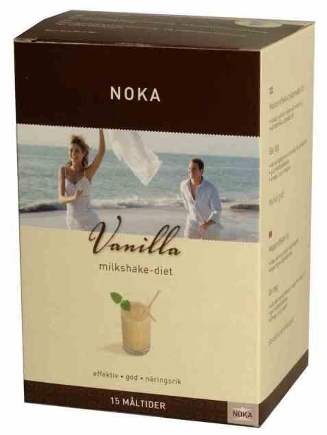 Bilde av Noka milkshake vanilla.