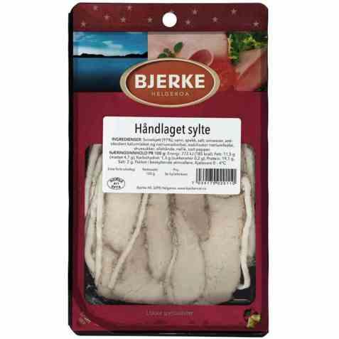 Bilde av Bjerke sylte håndlaget.