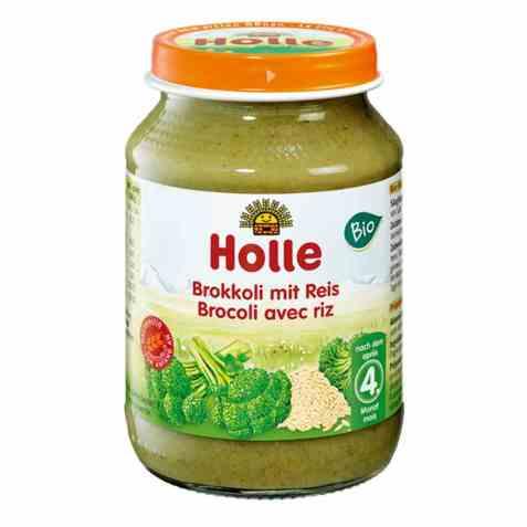 Bilde av Holle brokkoli med ris.