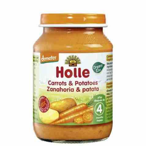 Bilde av Holle Gulrøtter med poteter.