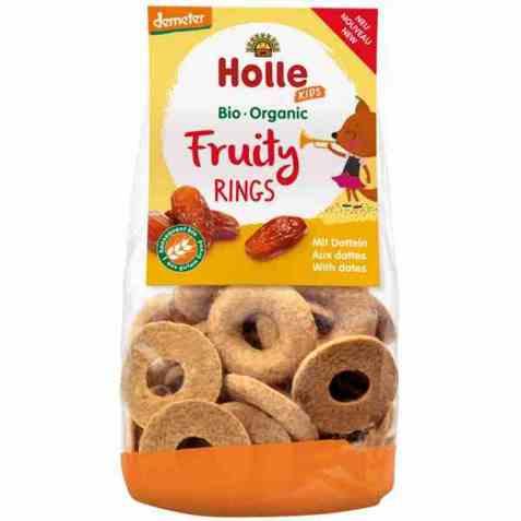 Bilde av Holle Fruity Rings with dates.