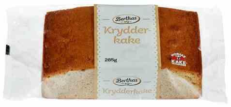 Bilde av Berthas krydderkake.