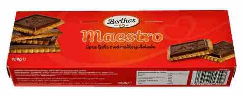Bilde av Berthas maestro.