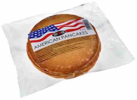 Bilde av Berthas pancakes american.