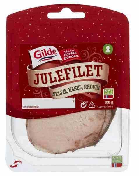 Bilde av Gilde Julefilet med nellik, kanel og rødvin.