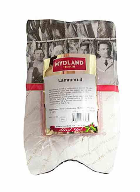 Bilde av Mydland lammerull delt 500 gr.