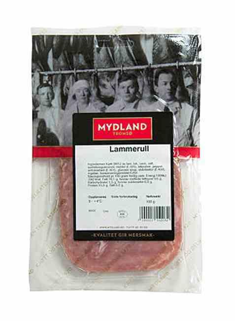 Bilde av Mydland lammerull 100 gr.