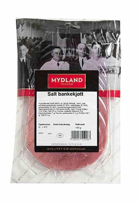 Bilde av Mydland salt bankekjøtt.