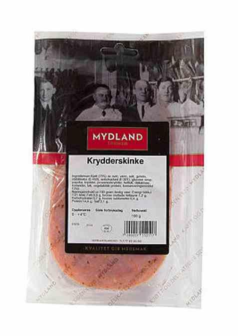 Bilde av Mydland krydderskinke 100 gr.