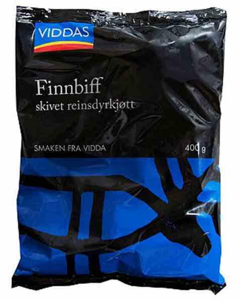 Bilde av Mydland viddas finnbiff 400 gr.
