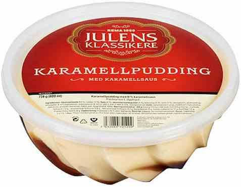 Bilde av Rema 1000 karamellpudding 800 ml.
