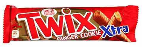 Bilde av Mars Twix ginger cookie xtra.