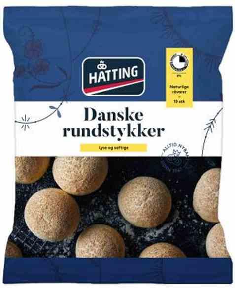 Bilde av Hatting Danske Rundstykker.