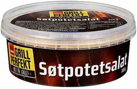 Bilde av Coop Søtpotetsalat 300Gr.