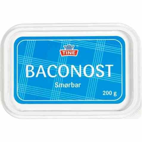 Bilde av TINE Baconost smørbar.
