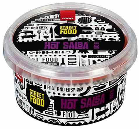 Bilde av Coop hot salsa 180gr.