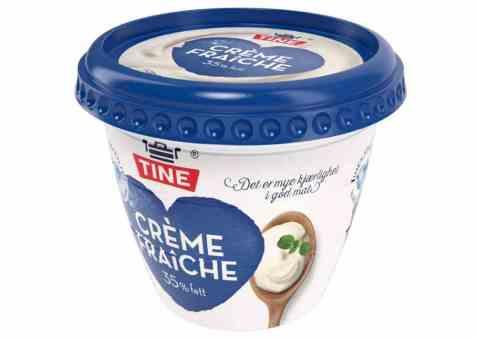 Bilde av TINE Crème Fraîche Original.