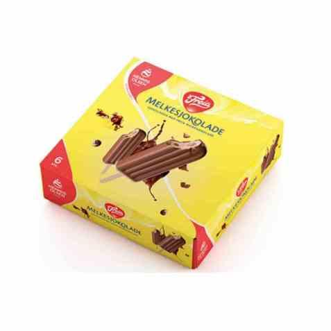 Bilde av Hennig Olsen freia melkesjokoladeis 6stk.