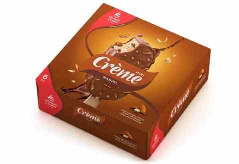 Bilde av Hennig Olsen Crème Mini Mandel Multipack 6stk.