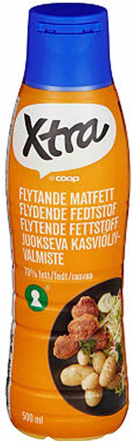 Bilde av Coop Xtra flytende matfett.