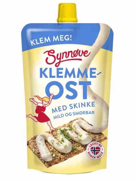Bilde av Synnøve klemmeost med skinke.