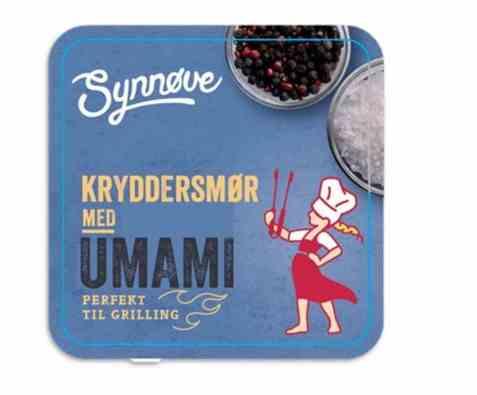 Bilde av Synnøve Kryddersmør umami.