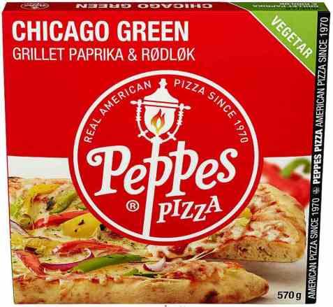 Bilde av Peppes chicago green 570gr.